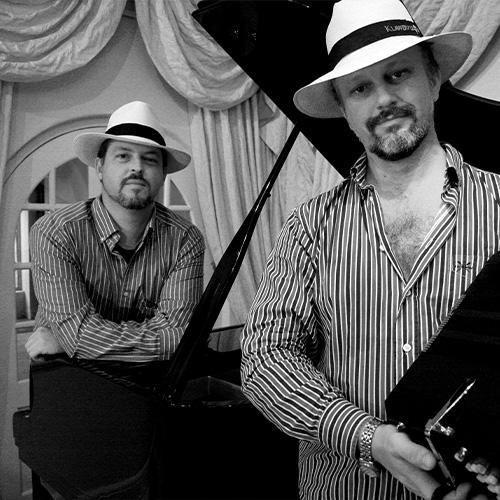 Albert Combrink & Stanislav Angalov