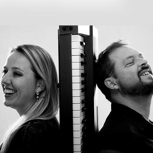 Albert Combrink & Louise Howlett